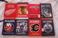 Lot DVD NHL